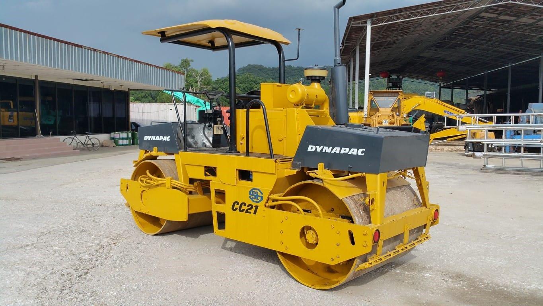 DYNAPAC CC21-1