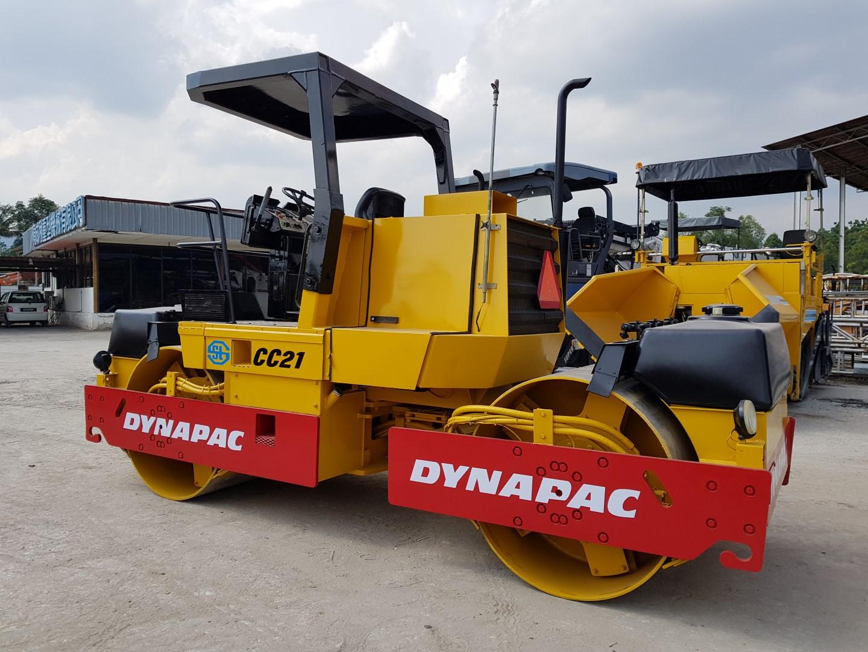 DYNAPAC CC21-2 TANDEM ROLLER